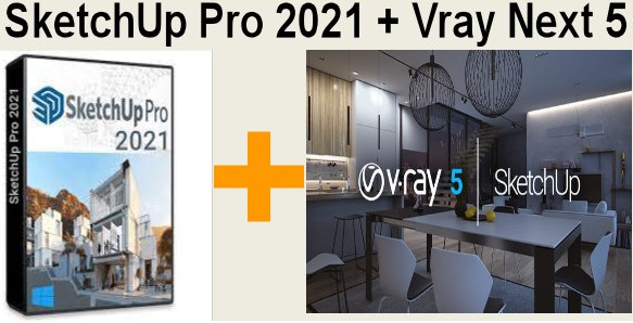 Download VRay and all Sketchup version
