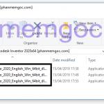 Download Autodesk Inventor Pro 2020 Full Crack Link Google Drive – Hướng Dẫn Cài Đặt