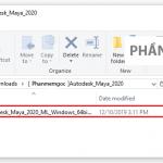 Download Autodesk Maya 2020 Full Crack -Link Google drive – Hướng dẫn cài đặt chi tiết