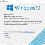Ghost Win 10 2004 – 32bit 64bit OS Build 19041.450 – Link G Drive