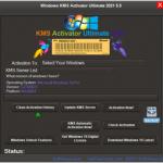 Download Windows KMS Activator Ultimate 2020 5.1 – active win 10 win 7 hiệu quả nhất