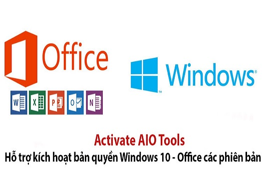 ACTIVATE AIO TOOLS Version 3.1.3 – Tool Active Kích Hoạt Windows & Office Mọi Phiên Bản
