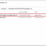 Download AutoCAD 2020 Full Cr@ck Link Google Drive & Hướng Dẫn Cài Đặt
