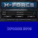 Download X-Force Keygen 2019 cho tất cả sản phẩm của Autodesk 2019