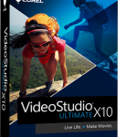Download Corel VideoStudio Ultimate X10.5 Full Crack