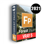 Download Itoo Forest Pack Pro 6.3.1 cho 3ds Max 2014-2021