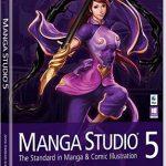 Download Manga Studio EX 5.0.6 Full Crack – Video hướng dẫn cài đặt