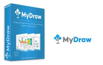 Download MyDraw v5.0.0 Full – Vẽ sơ đồ chuyên nghiệp