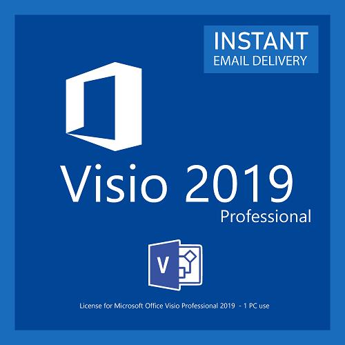 Download Microsoft Visio 2019 Full | Google drive | Hướng dẫn cài đặt chi tiết