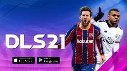 Download Dream League Soccer 2021 Mod APK Stupid bot mới nhất