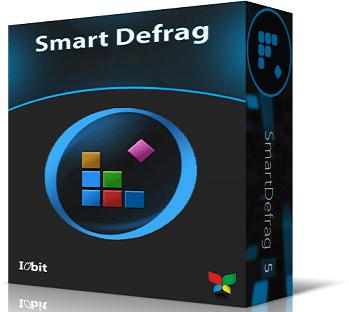 IObit Smart Defrag Full Key