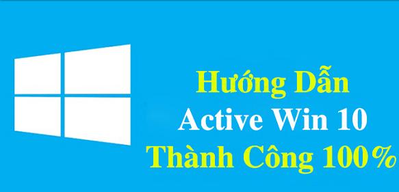 Cách Active Win 10, Office 2019, 2016 Bản Quyền Số Vĩnh Viễn