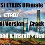 Download CSI ETABS 18.1 Full Crack | Hướng dẫn cài đặt