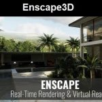 Download Enscape3D 3.0.0.39546 – Plugin kết xuất 3D