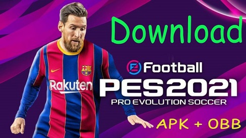 Download PES 2021 mobile APK for Android Mới nhất