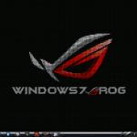 Download Windows 7 Rog E3 Rampage X64 chuyên dùng cho game thủ
