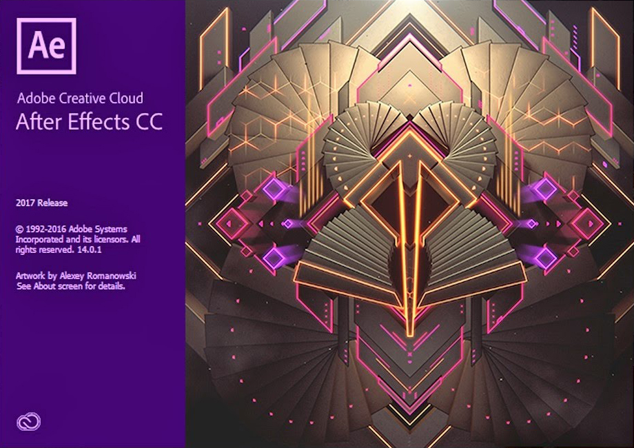 After Effects CC 2017 Free Download