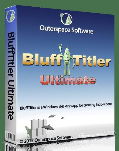 Download BLUFFTITLER ULTIMATE 15.3.0.0 Full – Video hướng dẫn cài đặt chi tiết