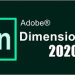 Download Adobe Dimension CC 2020 Full – Video hướng dẫn cài đặt