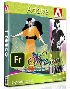 Download Adobe Fresco 2020 Full | Google drive | hướng dẫn cài đặt