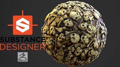 Download Substance Designer 2020 – Thiết kế đồ họa 3D- hướng dẫn cài đặt
