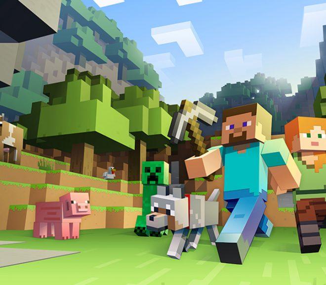 Download Game Minecraft 1.14.4 – Video hướng dẫn cài đặt chi tiết