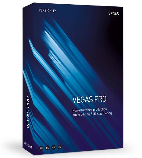 Magix VEGAS Pro 17 Free Download