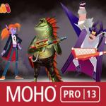 Download Moho Pro 13 Full – Video hướng dẫn cài đặt chi tiết