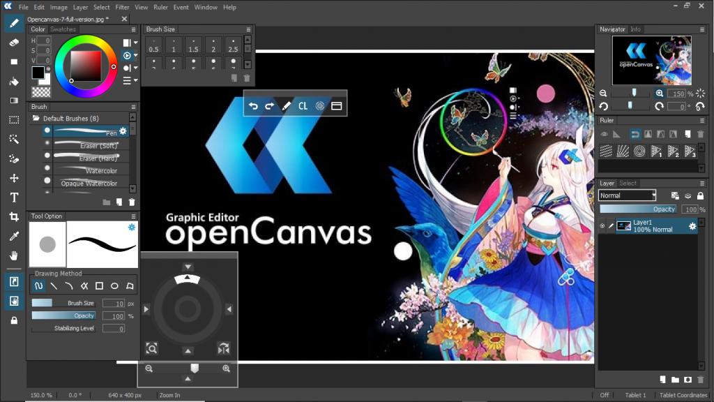 Opencanvas-7-Free-Download