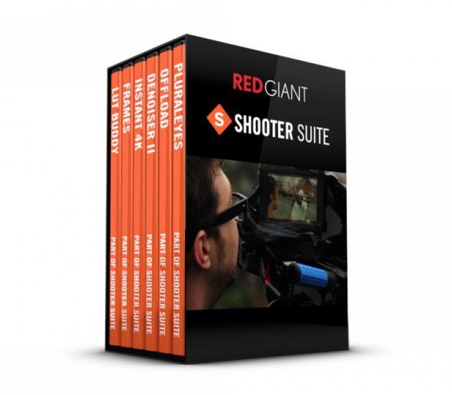 Download Red Giant Shooter Suite 13.1.15 (Win/Mac) – Video hướng dẫn cài đặt