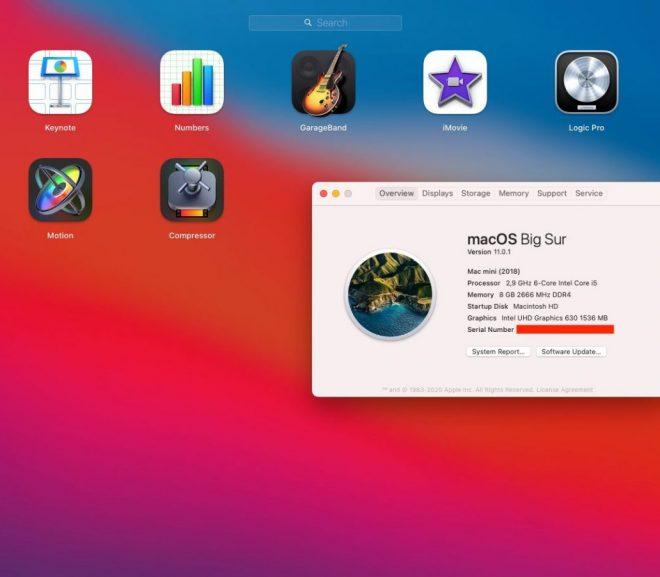 Download MacOS Big Sur 11.1 Final – Hệ điều hành macOS mới nhất 2021