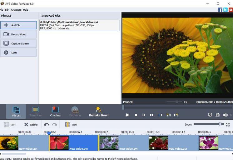 AVS-Video-ReMaker-6.4 Free Download