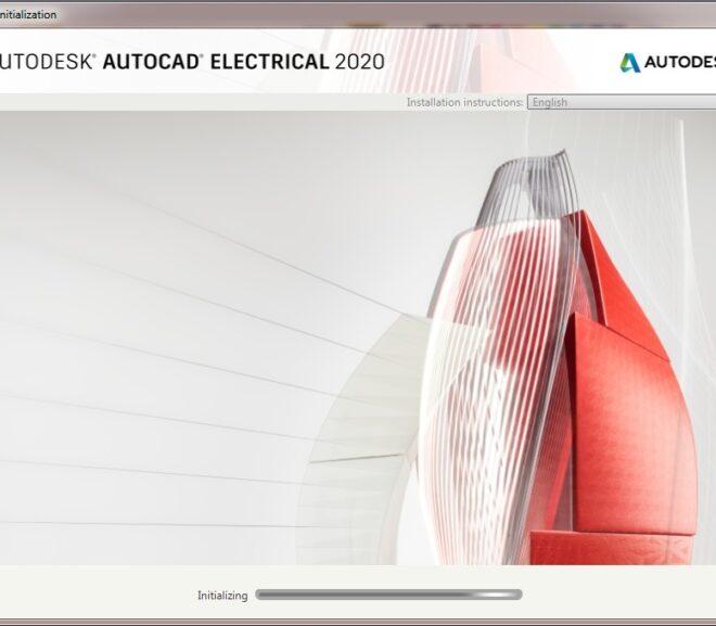 Download AutoCAD Electrical 2020 Google Drive Video hướng dẫn cài đặt