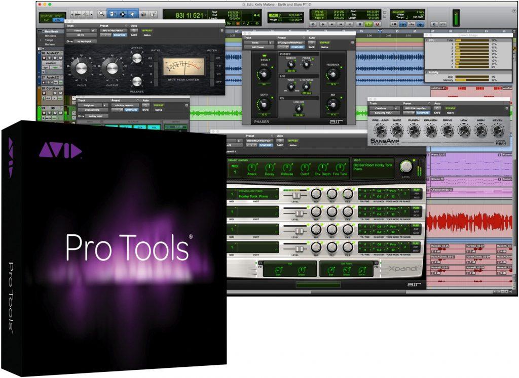 Avid Pro Tools Free Download
