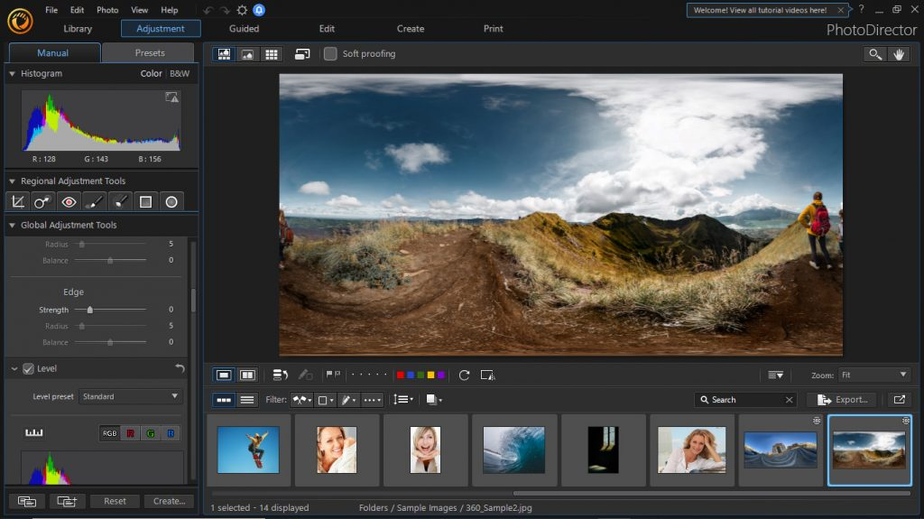 CyberLink PhotoDirector Ultra 12.1.2512.0 Free Download