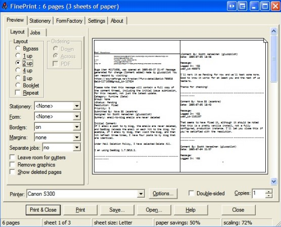 FinePrint 10.44 Free Download