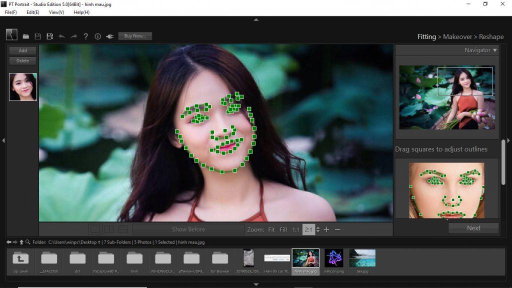 PT Portrait Studio 5.0 Free Download