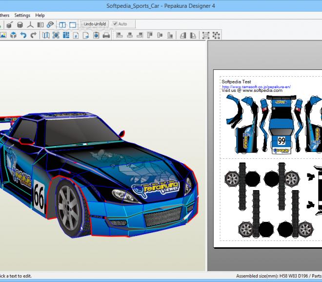 Download Pepakura Designer 4.2.0 Video hướng dẫn cài đặt