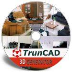 Download TrunCAD 3DGenerator 14.0.6 – Video hướng dẫn cài đặt