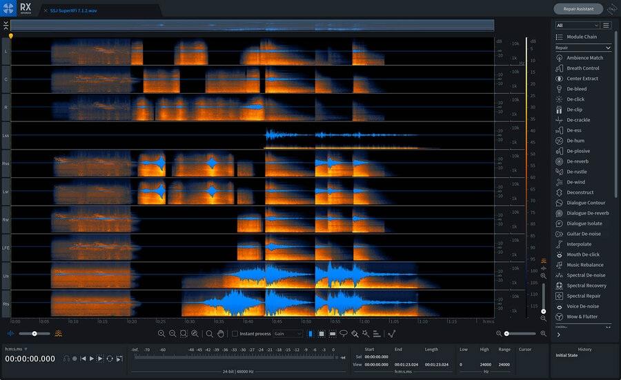 iZotope RX 8 Audio Editor Free Download