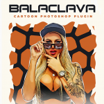 Download Balaclava – Cartoon Photoshop Plugin GraphicRiver 28776537