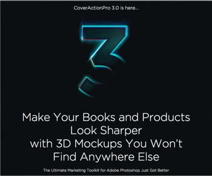 Download Cover Action Pro V3 – The Ultimate Marketing Toolkit for Adobe Photoshop