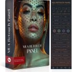 Download MUA Retouch Panel for Adobe Photoshop – Retouching Academy