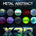 Download Metal Abstract Text Styles V11 – GraphicRiver 27026547