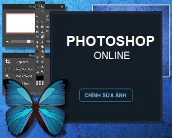 Photoshop Online – Photoshop Online miễn phí, chỉnh sửa ảnh online