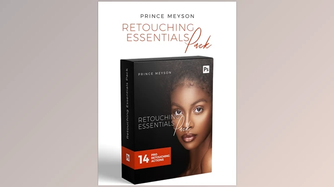 Download Pro Retouching Essentials Pack II Prince Meyson