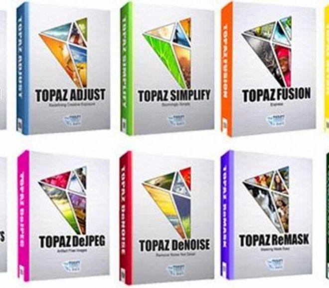 Download Topaz Labs Plug-ins Bundle for Photoshop