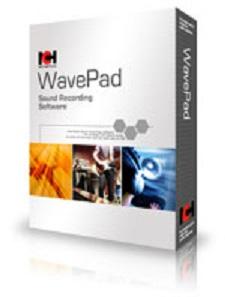 Download WavePad Sound Editor Master 12.44 Biên tập, chỉnh sửa âm thanh