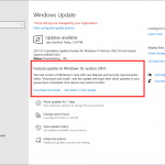 Tải về Windows 10 21H1 Insider Preview build 19043