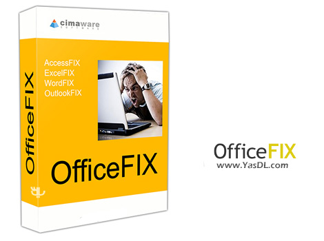 Download Cimaware OfficeFIX Professional 6.126 – Sửa lỗi các file Word, Excel, Access, Outlook